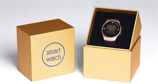 Умные часы KW18 с поддержкой SIM-карты