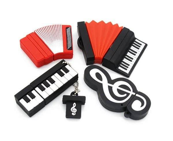 Музыкальные флешки