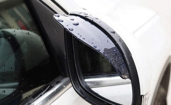 Защитный козырёк для боковых зеркал