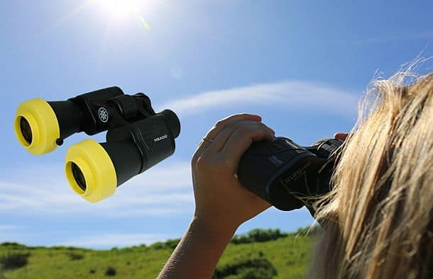 Бинокль для наблюдения за затмениями солнца EclipseView 10 x 50