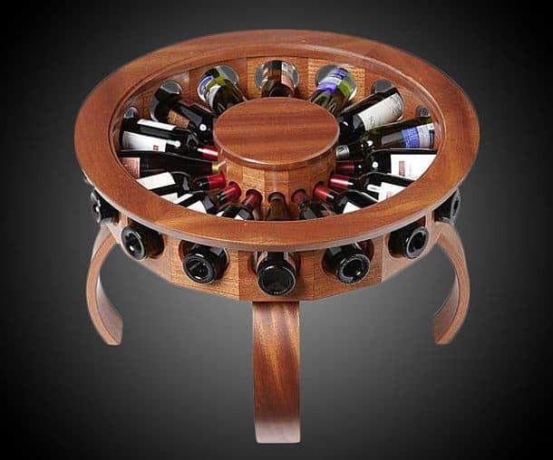 Дизайнерский винный стол Don Vino