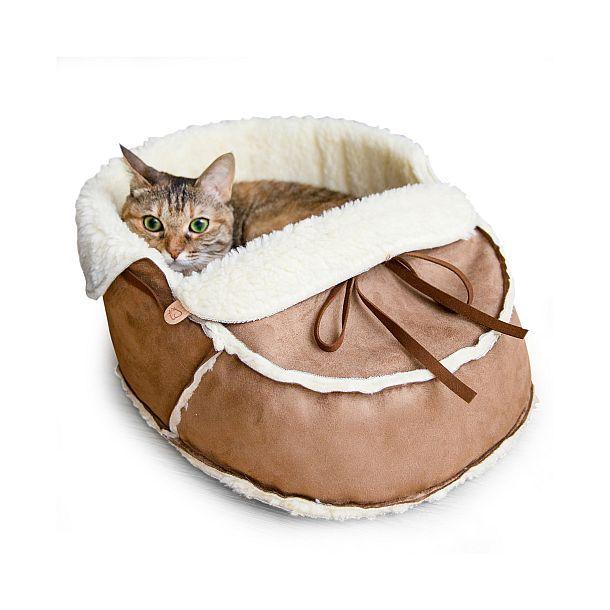 Кошачье спальное место Moccasin