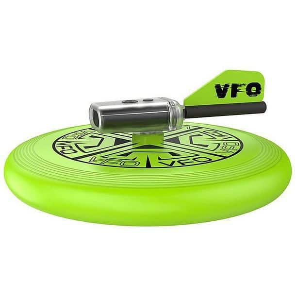 Летающая тарелка VFO с HD-видеокамерой