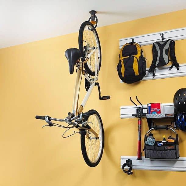 Настенное крепление для велосипеда Gladiator Claw