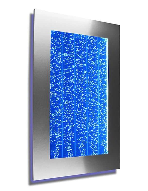 Настенное пузырьковое кинетическое панно со светодиодной подсветкой