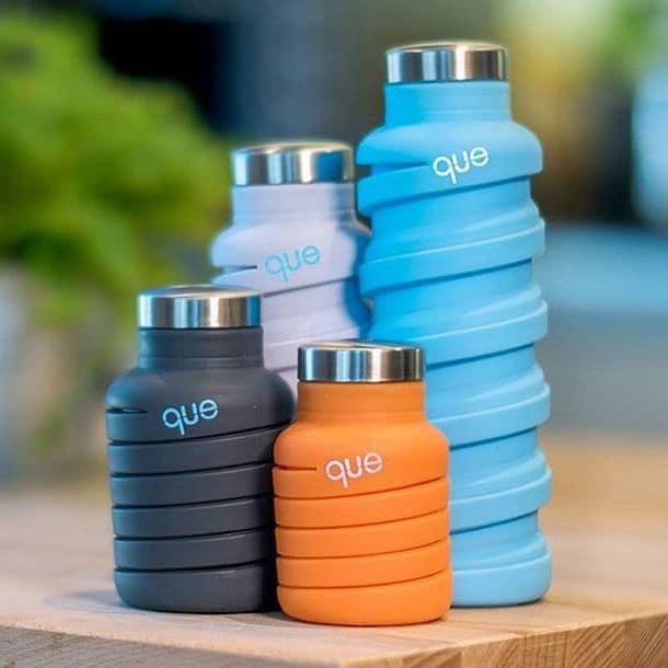 Сжимающаяся бутылка для воды QUE Bottle