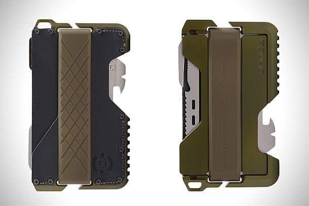 Тактический многофункциональный бумажник Dango T01
