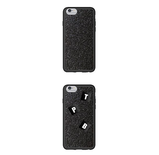 Чехол для iPhone с буквами на липучках GoPhilo