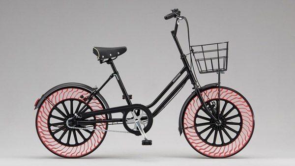 Бескамерные велосипедные колёса Bridgestone