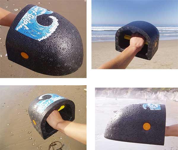 Перчатки для бодисерфинга Surf-Grip