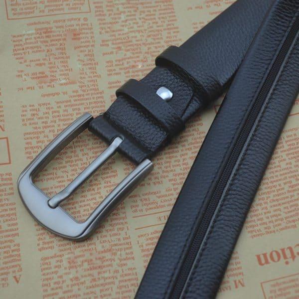 Ремень с потайным карманом IFENDEI