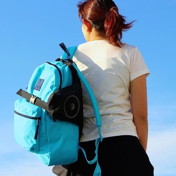 Охлаждающая накладка на рюкзак Kucho