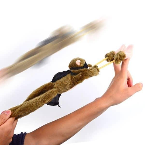 Метательная игрушка «Летучая мартышка»