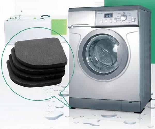 Антивибрационные подкладки для стиральной машины