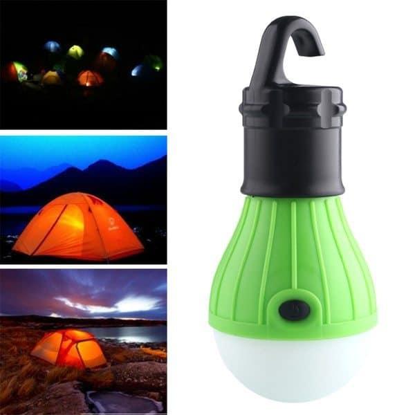 Подвесной светильник для палатки