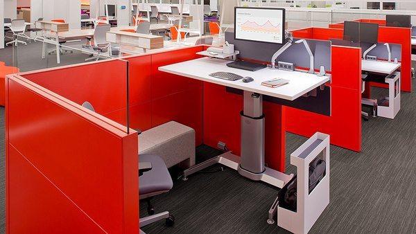 Офисный стол Steelcase AirToch