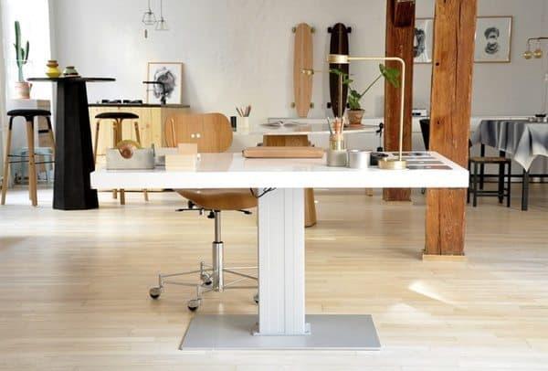 12 лучших столов для работы стоя
