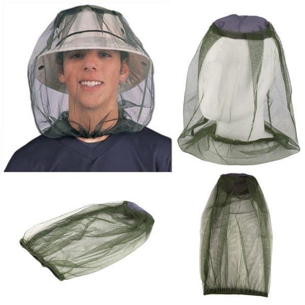 Антимоскитная сетка на голову