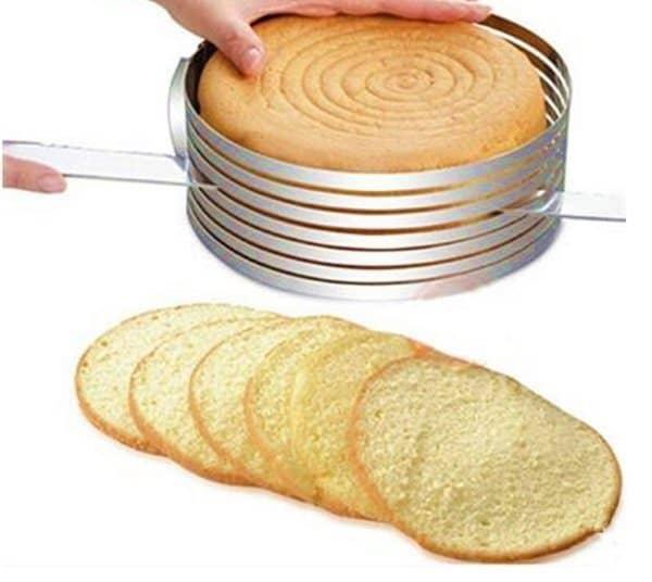 Приспособление для приготовления слоёного пирога