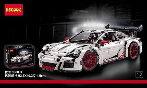 Сборный Porsche
