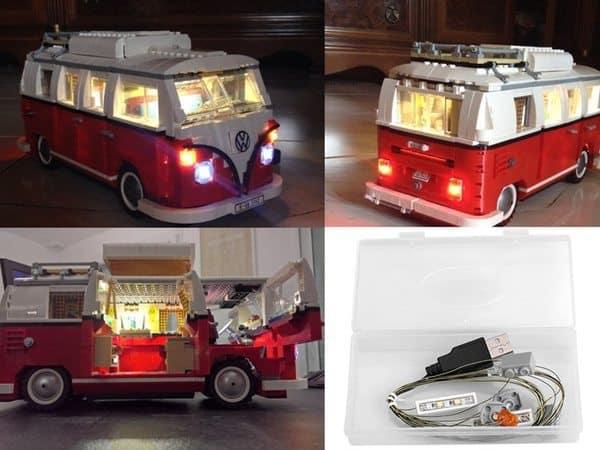 Винтажный фургончик VW
