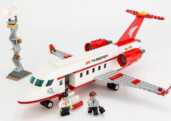 Набор для сборки самолёта