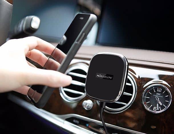 Беспроводное зарядное устройство для автомобилей Nillkin
