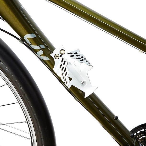 Велосипедный держатель для бутылки в виде совы