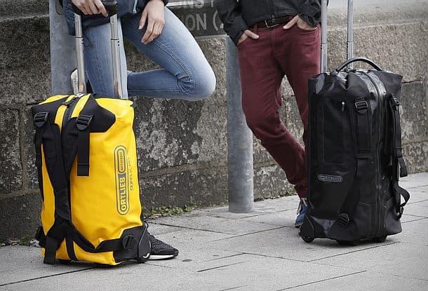 Водостойкая туристическая сумка Ortlieb Duffle