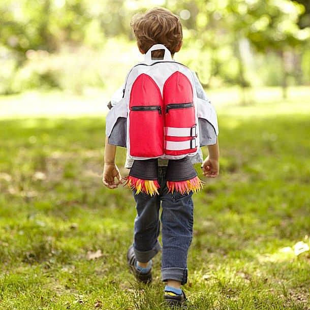 Космический детский рюкзачок Jetpack
