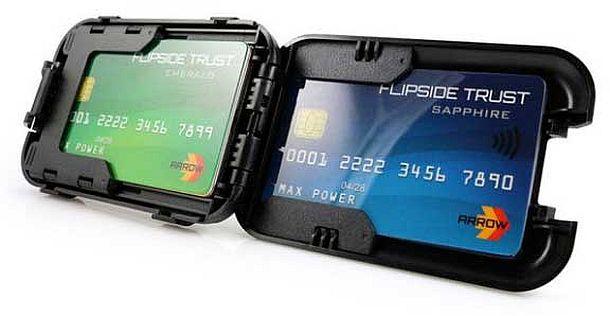 Мини-бумажник Flipside 4