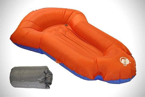 Мобильная надувная лодка Klymit Litewater Dinghy Packraft