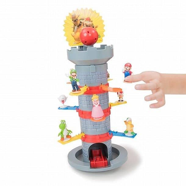 Настольная игра Super Mario Jump Tower