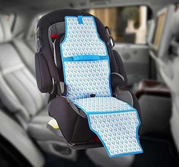 Охладитель для детского автомобильного кресла