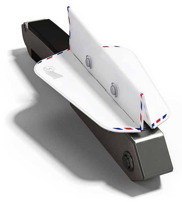 Портативный подлокотник Soarigami для любителей полетов