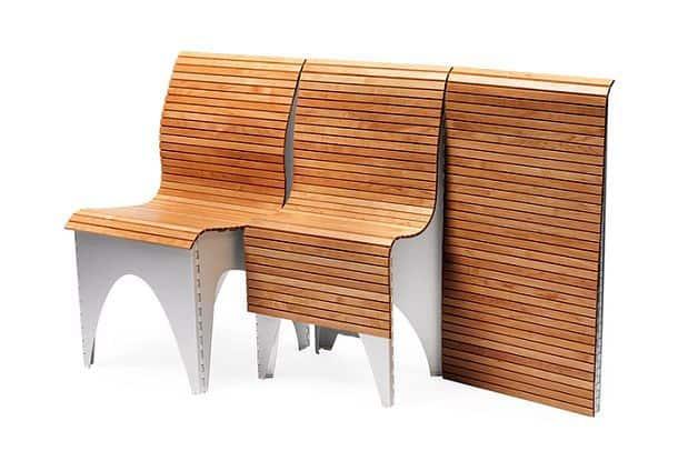 Портативный складной стул Ollie Chair