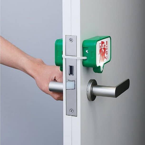 Предупредительные устройства для входных дверей