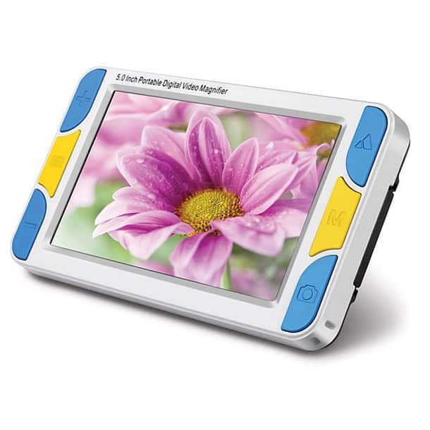 Пятидюймовый видеоувеличитель Video Digital Magnifier