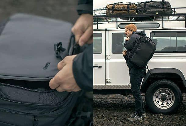 Рюкзак-сумка Incase — Tracto Duffel