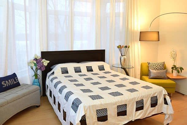 Самозастилающееся одеяло с функцией терморегуляции Smartduvet Breeze