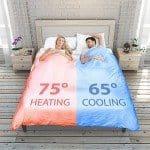 Самозастилающееся одеяло с функцией терморегуляции
