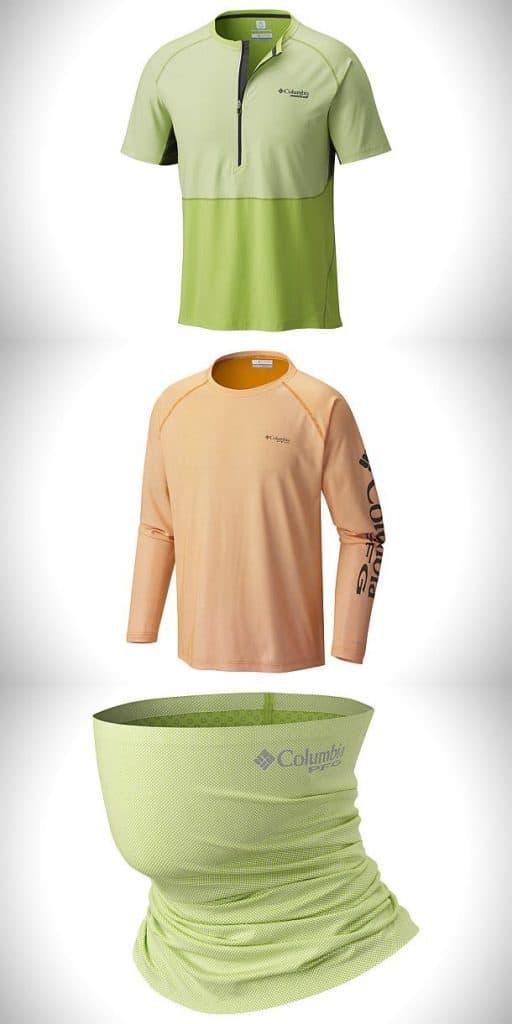 Солнцезащитная футболка Columbia Omni-Shade