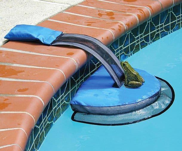 Спасательная платформа для лягушек Frog Log
