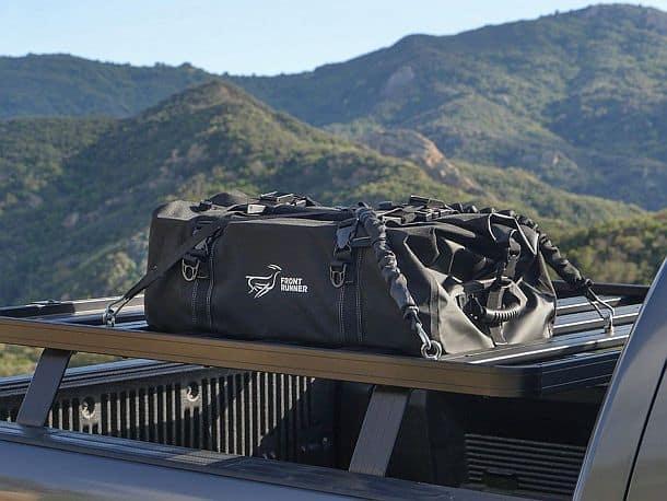 Суперпрочная влаго- и пылезащитная дорожная сумка Monsoon