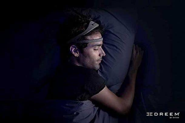 Устройство для улучшения качества сна Dreem