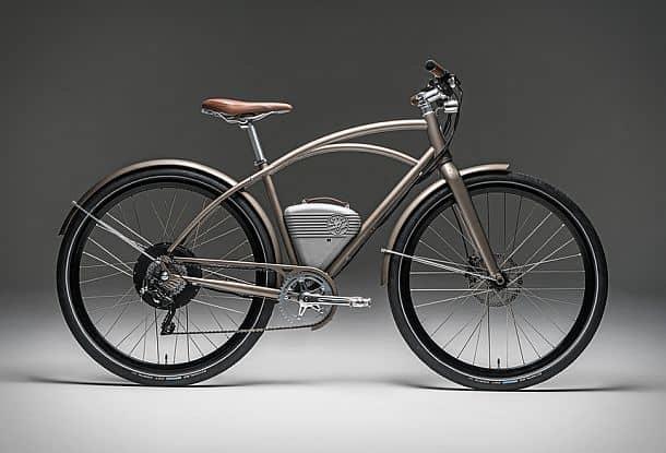 Электрический велосипед Cafe E-Bike от Vintage Electric