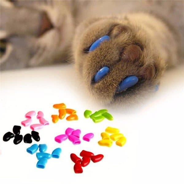 Nails for cats scratching