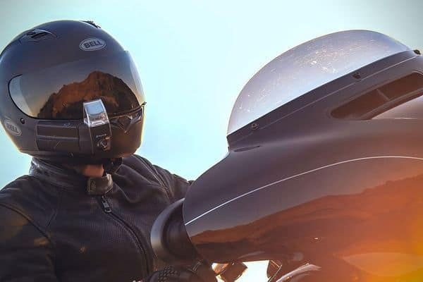HUD-панель для мотоциклистов от Nuviz