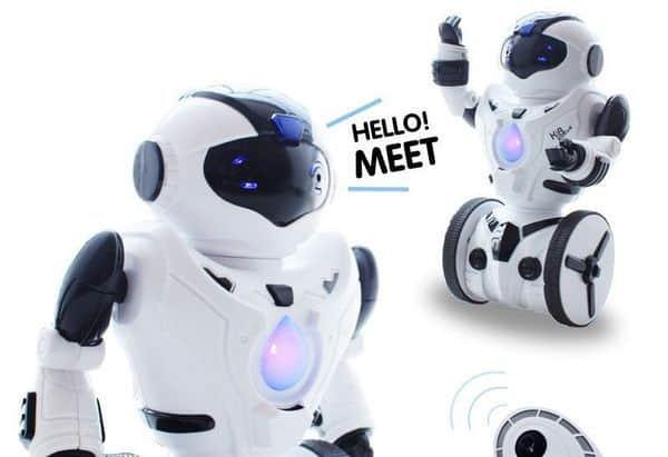 Детский управляемый робот-игрушка KiB