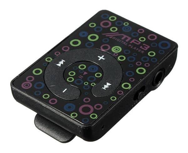 Ультрадешёвый MP3-плеер стоимостью менее $1